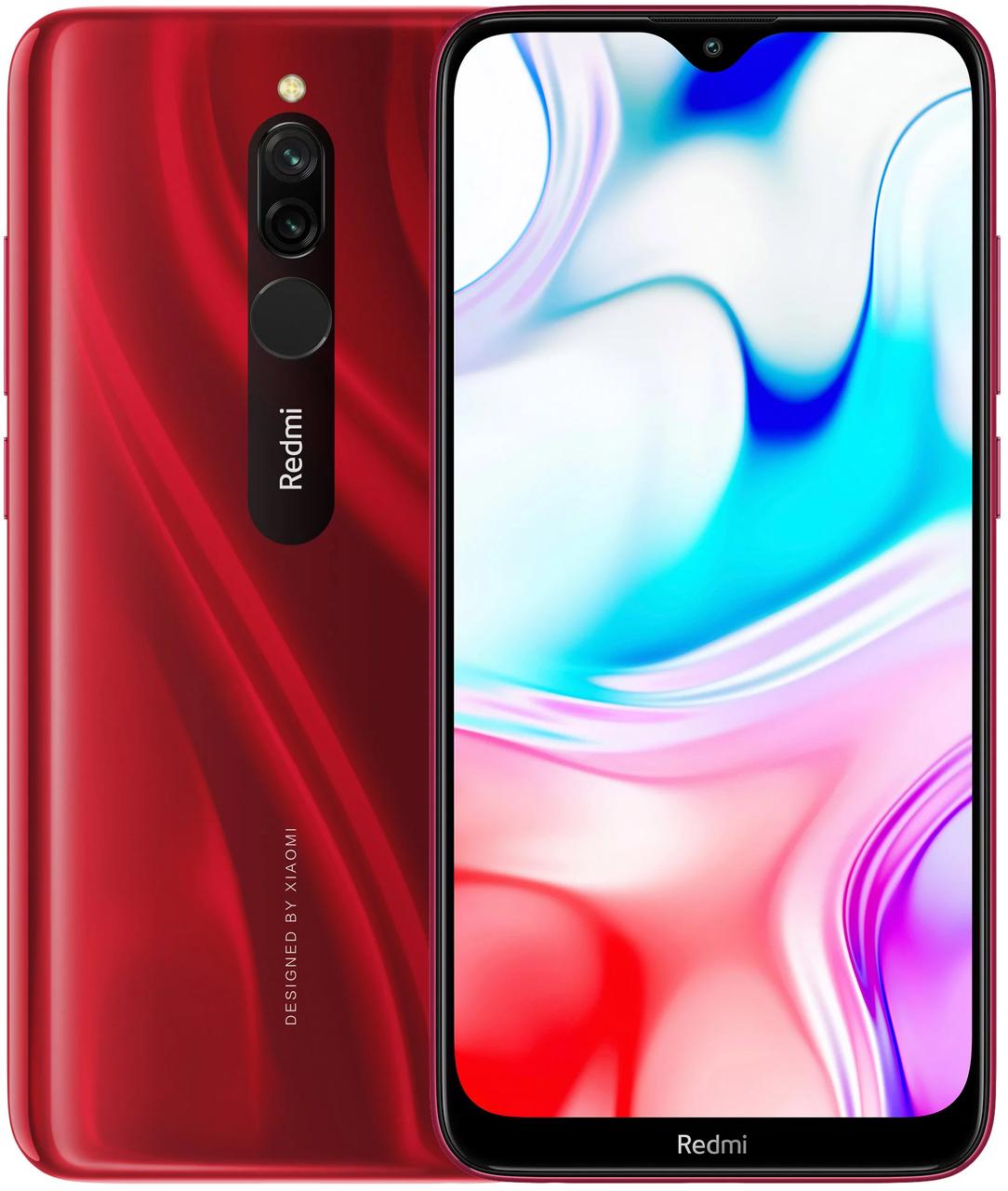 Xiaomi Redmi 8 3/32 Червоний Global ( Міжнародна версія )