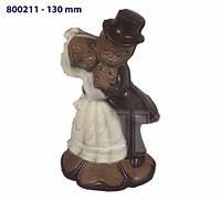 Форма для шоколада 3D — Свадебная пара милая