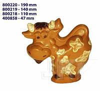Форма для шоколада 3D — Буренка