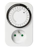 24-часовой аналоговый розетка-таймер DT01 выставочный экспонат