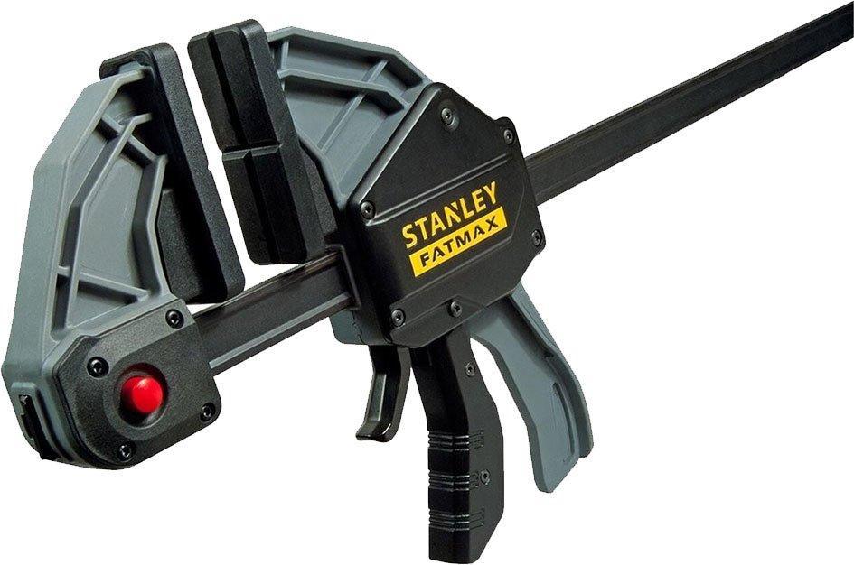 Струбцина триггерная Stanley FatMax XL с максимальным усилием сжатия 270 кг, длина 540 мм (FMHT0-83239)