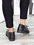Туфли черные кожаные 7265-28, фото 4