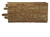 Фасадная панель Рваный камень Terra