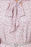 Платье шифоновое миди с бантом Малика, фото 6