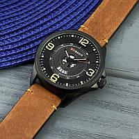 Часы наручные Curren 8305 Black-Brown, фото 1