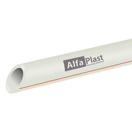 Труба PPR Alfa Plast 32х5,4 PN20, фото 2