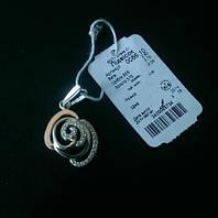 Серебряная подвеска 0086