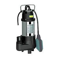 Канализационный насос для грязной воды (с поплавк. выкл.) GRANDFAR GV180F (GF1093)