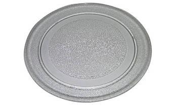 Тарелка для микроволновой печи  плоская (245мм)