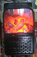Портативный обогреватель с пультом Flame Heater (1000 Вт), фото 1