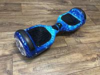 """Гироскутер / Гироборд Smart Balance Elite Lux 6,5"""" Синяя Вселенная +Сумка (Гарантия 12 Месяцев)"""