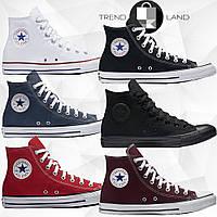 Женские кеды в стиле Converse Chuck Taylor All Star High 6 цветов в наличии