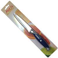 Ніж для овочів 102мм з прогумованою ручкою НТМ А10-07