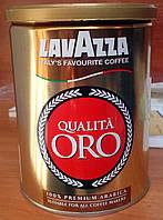 Молотый кофе Lavazza Qualita Oro Ж/Б 250 гр