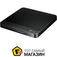Привод LG DVD±RW USB 2.0 GP50NB41 Black