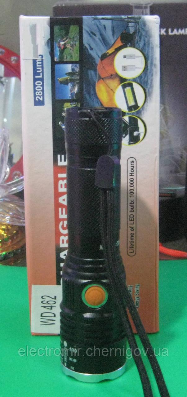 Ліхтар ручний акумуляторний Police WD-462