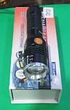 Ліхтар ручний акумуляторний Police WD-462, фото 2