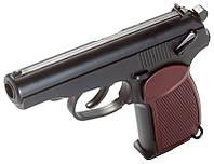 Пістолет пневматичний KWC PM Makarov, фото 1
