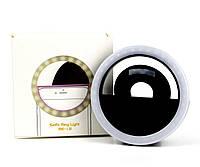 Селфи-кольцо USB Selfie Ring Light Black (up1224)