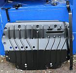 Защита картера двигателя и кпп Volkswagen Scirocco 2008-, фото 2