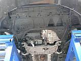 Защита картера двигателя и кпп Volkswagen Scirocco 2008-, фото 3