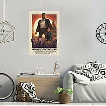 "Постер ""Logan (2017)"". Росомаха, Логан, Хью Джекман, Люди Икс. Размер 60x42см (A2). Глянцевая бумага, фото 3"