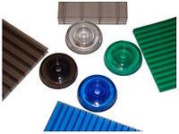 Шайба поликарбонатная кольорова 1 шт, фото 1