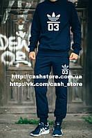 Мужской спортивный костюм Adidas Originals 03