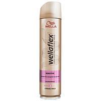 Лак для волос Wellaflex Sensitive, 250 мл