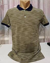 Мужская футболка поло пр-во Турция