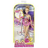Barbie Барби гимнастка с лентой блондинка Gymnastics Doll, Blonde, фото 6