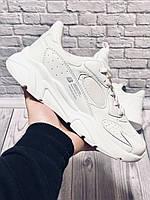 Кроссовки Женские Baas Ploa Sport (в стиле Найк),only White