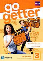 Go Getter 3 Workbook (металлическая пружина)