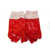 Перчатки масло-стойкие с манжетом