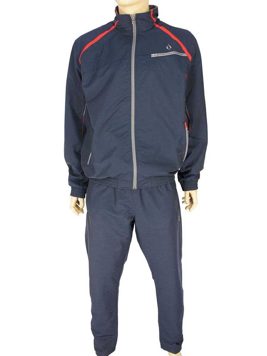 Спортивний костюм з плащової тканини Fabiani 590294 H D. Blue для чоловіків