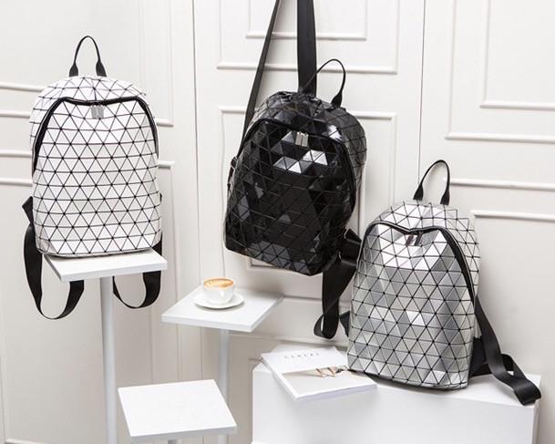 Рюкзаки голограммные от Sion-Lux