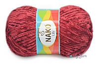 Nako Lily, Темно-красный №1050