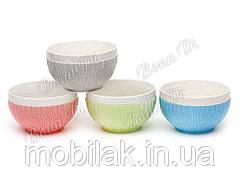 Піала керамічна 900мл Джамбо (плетений орнамент) 575-109 ТМBONADI