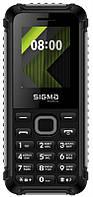 "Мобильный телефон Sigma mobile X-style 18 Track Dual Sim Black/Grey; 1.77"" (160х128) TN / клавиатурный моноблок / microSD до 32 ГБ / без камеры / 2G"