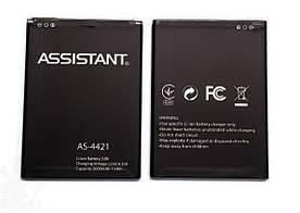 Аккумулятор АКБ для Assistant AS-4411   AS-4421 (Li-ion 3.8V 2000mAh) Оригинал Китай