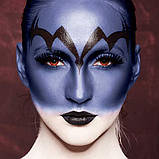 MEHRON Профессиональный аквагрим Paradise, Drk. Blue (Темно-синий), 7 г, фото 2