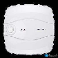 Бойлер мини под мойкой 25л WILLER PU25R optima mini водонагреватель небольшой на кухню мокрый тэн