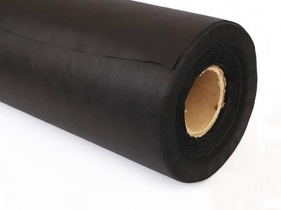 Агроволокно на метраж 50 черное 1.6м, фото 2