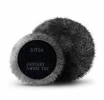 GYEON Rotary Wool Cut 130 мм. Шерстяной полировальный круг, сильно режущий, для роторних машин