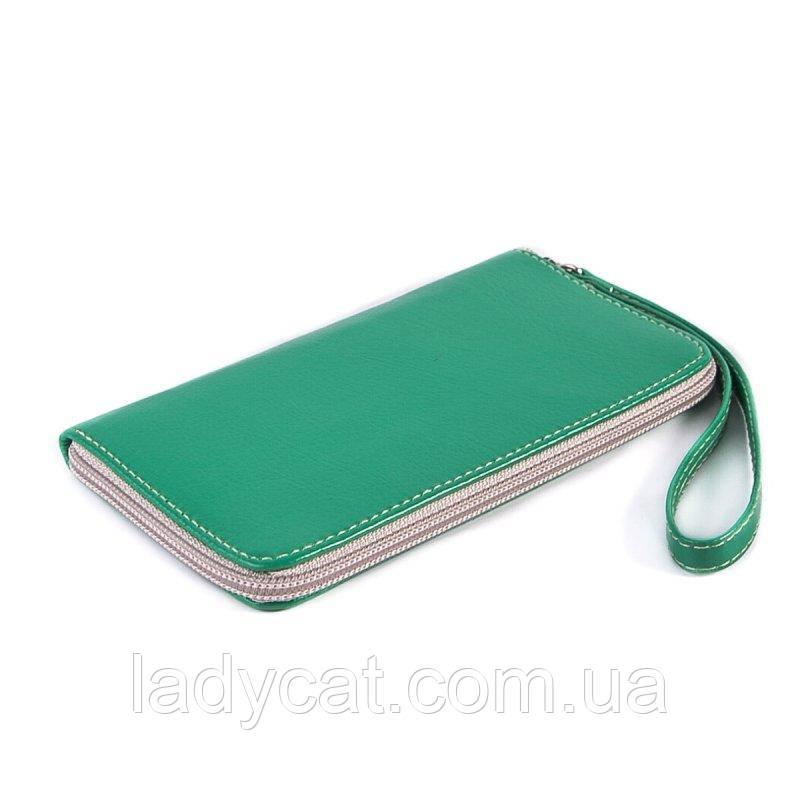 Универсальный чехол для телефона зеленого цвета. 3-i