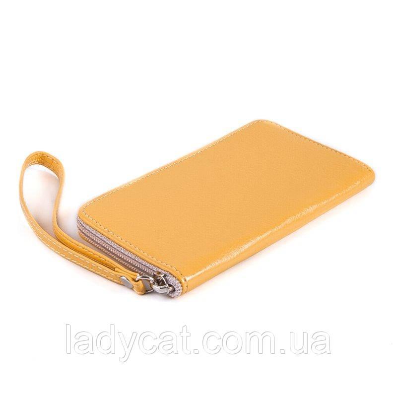 Універсальний чохол для телефону в помаранчевому кольорі