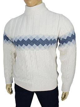 Модний чоловічий светр Pulltonik Р-230-223 Bekru B