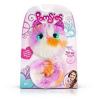 Интерактивная игрушка кошечка Рыжик Кали Помсис Pomsies Kali трехцветная оригинал SkyRocket, фото 1