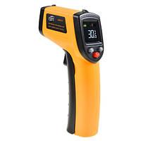 Безконтактний інфрачервоний термометр (пірометр) цв дисплей -50-400°C BENETECH GM333