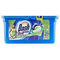 Капсулы для стирки Dash PODS 3в1 anti-odore 331